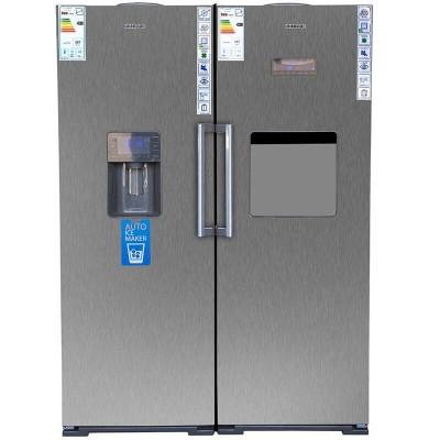 یخچال فریزر دو قلو یخسازدار اتوماتیک آی فادر مدل if23   آنلاین کالا
