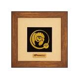 تابلو روکش طلا نماد ماه تولد فروردین TS01S | آنلاین کالا