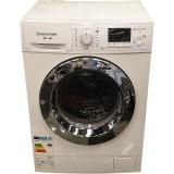 ماشین لباسشویی وست پوینت مدل WMN1012117 ERD سفید دور استیل