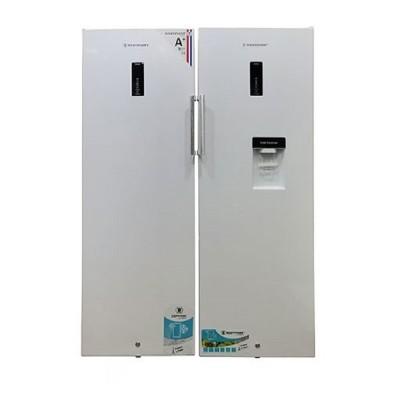 یخچال فریزر دوقلوی وست پوینت مدلWVNC2619ERK،WNMC3619ERWDIK سفید
