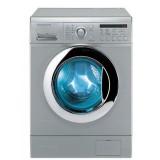 ماشین لباسشویی دوو تمام هوشمند 8 کیلویی مدل DWK 8210T سفید با درب سفید