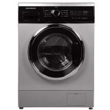 ماشین لباسشویی دوو تمام هوشمند 8 کیلویی مدل DWK 8514S نقره ای با درب کروم