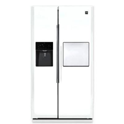یخچال فریزر دوو SBS سری Secret JR مدل DES 2750 GW سفید براق