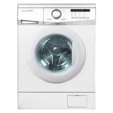 ماشین لباسشویی دوو تمام هوشمند7 کیلویی مدل DWK 7114T سفید با درب سفید