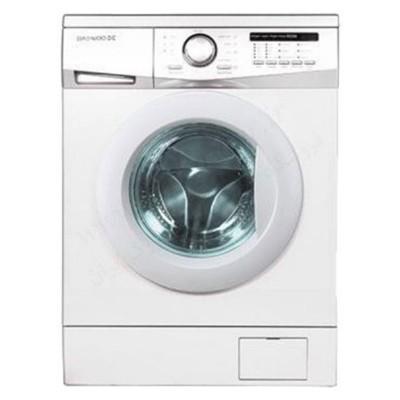ماشین لباسشویی دوو تمام هوشمند7 کیلویی مدل DWK-7114T سفید با درب سفید