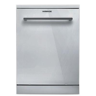ماشین ظرفشویی دوو 14نفره مدل DW-1485S نقره ای
