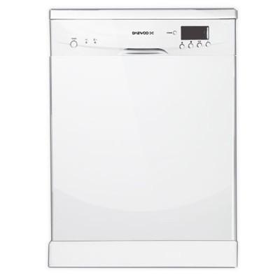 ماشین ظرفشویی دوو 1995000 سری 12نفره مدل DDW-M1221 سفید