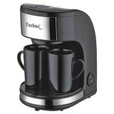 قهوه ساز Technoدو فنجان مدل Te -813 استیل