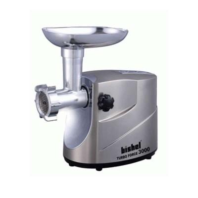 چرخ گوشت Bishel حرفه ای دوسرعته مدل BL-MG-005 نقره ای