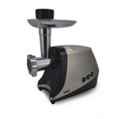 چرخ گوشت Bishel پرقدرت دوسرعته مدل BL-MG-008 نقره ای