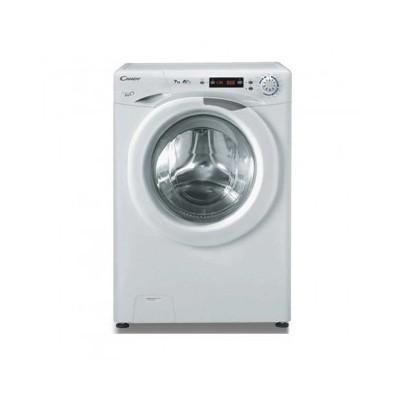 ماشین لباسشویی کندی 7 کیلویی مدل EVO 1472 D/K سفید درب سفید