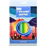 مداد رنگی ۳۶ رنگ پیکاسو مقوایی