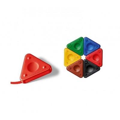 پاستل استدلر مثلثي