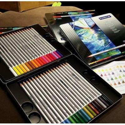 مداد رنگی ۳۶ رنگ پیکاسو آرتیست جعبه فلزی