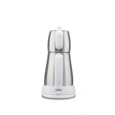 چای ساز رابیلوکس Rabilux مدل دريپلا - سفيد - استيل مات کد 110405