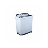 لباسشویی دوقلو سفید الفا اسنوا مدل SWT-DEL9000