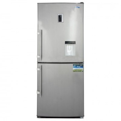 یخچال فریزر فروزان 620 مدل FR620N استیل نفراست دیجیتال