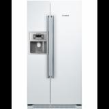 یخچال فریزر ساید بای ساید بوش Bosch مدل KAN58A104 سفید