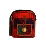 کیف دوشی جاجیم ( تک دکمه )