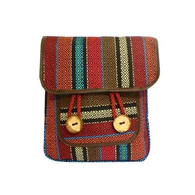کیف دوشی جاجیم (دو جیب )