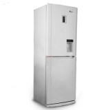 یخچال فریزر کمبی فروزان 620 مدل FR620 سفید چرمی لاکچری نوفراست