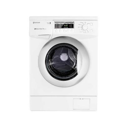 ماشین لباسشویی 7 کیلویی اسنوا مدل 274C سفید درب کروم
