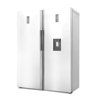یخچال و فریزر دوقلو دوو سری TWIN مدل DELR-2000MW سفید متالیک