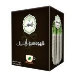 جعبه 60 عددی قهوه سبز رابسین